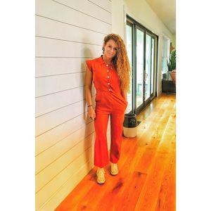 Christy dawn phoebe jumpsuit
